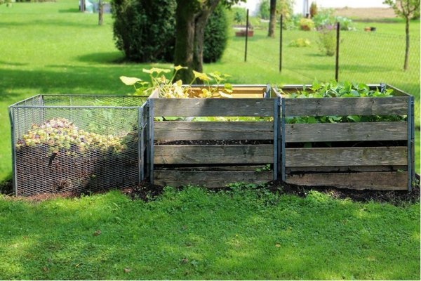 What methods to compost